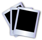 Polaroid film Royalty Free Stock Photos