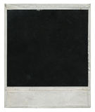 Polaroid- filmframe Stock Foto