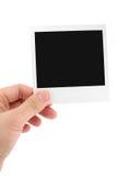 Polaroid- foto Stock Foto's