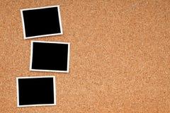 Polaroid- fotoramar Royaltyfria Bilder