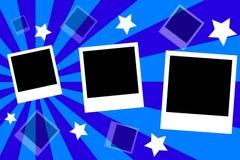 Polaroid- Frame Stock Foto's