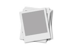 Polaroid frame Royalty Free Stock Photo