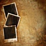 Polaroid Frame On Grunge Royalty Free Stock Photo