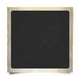 Polaroid Frame, Square and Retro Styling. stock illustration