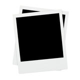 Polaroid frames Royalty Free Stock Photo