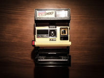 Polaroid instant camera Royalty Free Stock Photos