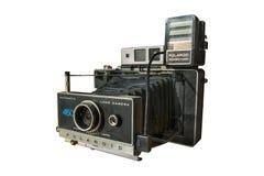 Polaroid kamera Zdjęcia Stock