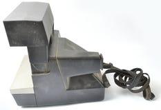 Polaroid- Onmiddellijke Camera en stoffig van juiste a Stock Foto