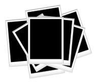 Polaroid photo 03. An image of Aged of Polaroid photo Stock Photography
