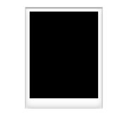 Polaroid photo Royalty Free Stock Photos