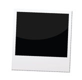 Polaroid photo frame or border,  Stock Image