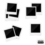 Polaroid photo frame Royalty Free Stock Photos