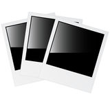 Polaroid Photo Frame Stock Photos