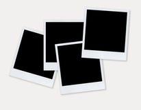 Polaroid photo frame - G Royalty Free Stock Photo