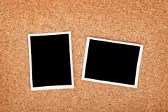 Polaroid photo frames Royalty Free Stock Photography