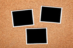 Polaroid photo frames Royalty Free Stock Photos