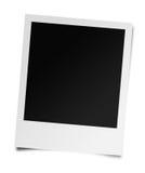 Polaroid photograph Royalty Free Stock Photo