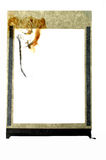 polaroid ramowy Zdjęcie Royalty Free