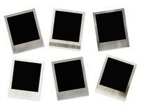 Polaroid ramy Zdjęcia Royalty Free