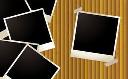 Polaroid ripple Stock Photos