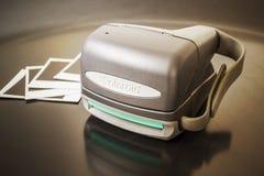 Polaroid stara kamera fotografia royalty free
