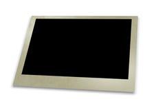 Polaroid style photo frames. Royalty Free Stock Photography