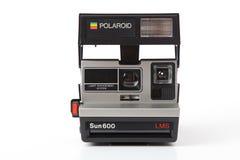 Polaroid Sun600 LMS Camera. BANGKOK,THAILAND - 18 JULY, 2015 : Polaroid Sun600 LMS Camera Stock Photography
