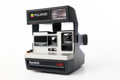 Polaroid Sun600 LMS Camera Stock Photo