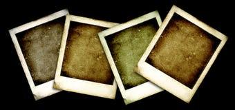 Polaroid velho Imagens de Stock