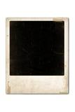 Polaroid vieja Imagenes de archivo