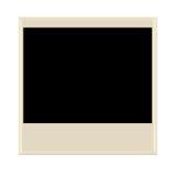 Polaroidcamera Royalty-vrije Stock Foto
