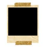 Polaroidcamera stock illustratie
