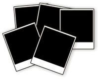 Polaroidcamera Stock Foto's