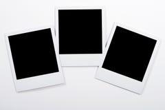 Polaroidcamera's stock afbeeldingen