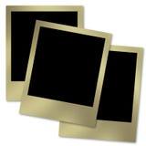 Polaroidcamera's Stock Foto's