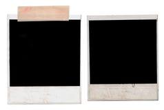 Polaroidcamera's Royalty-vrije Stock Afbeelding