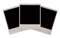 Polaroidcamera's Stock Afbeelding