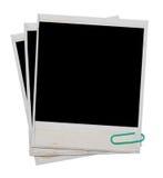 Polaroide Lizenzfreies Stockbild