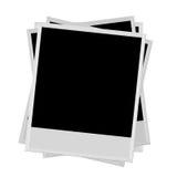 Polaroides Fotos de archivo libres de regalías