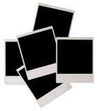 Polaroidfelder Lizenzfreies Stockfoto