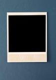 Polaroidfoto Lizenzfreies Stockbild