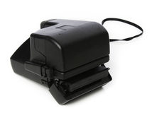 Polaroidkamera Stockfotografie