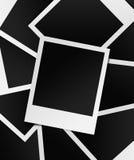 polaroids φωτογραφιών κολάζ Στοκ φωτογραφία με δικαίωμα ελεύθερης χρήσης