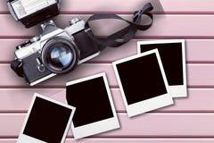 Polaroids Fotografia Stock Libera da Diritti