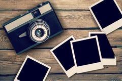Polaroids Immagine Stock