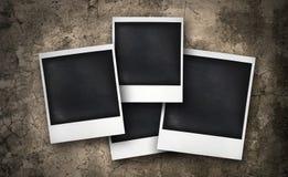 polaroids Arkivbild