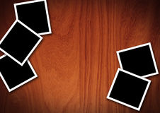 Polaroids Foto de Stock
