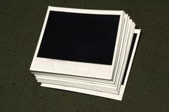 polaroids Στοκ φωτογραφίες με δικαίωμα ελεύθερης χρήσης