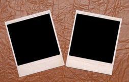 Polaroids Immagini Stock Libere da Diritti