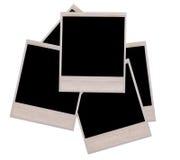 Polaroids Immagini Stock